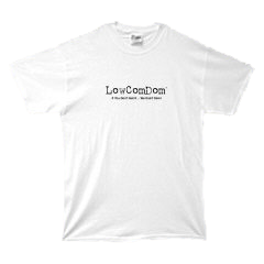 The LCD Shirt (White)